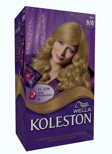 Koleston Koleston Kit Saç Boyası 9/0 Sarı Renkli